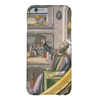 Tycho Brahe (1546-1601) aged 40, amongst his astro iPhone 6 Case