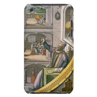 Tycho Brahe (1546-1601) aged 40, amongst his astro Case-Mate iPod Touch Case