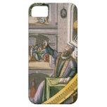 Tycho Brahe (1546-1601) envejeció 40, entre su ast iPhone 5 Case-Mate Coberturas