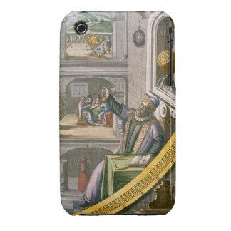 Tycho Brahe (1546-1601) envejeció 40, entre su Case-Mate iPhone 3 Protector