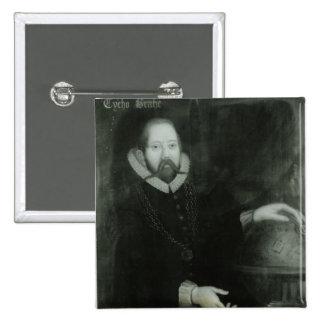 Tycho Brahe Button