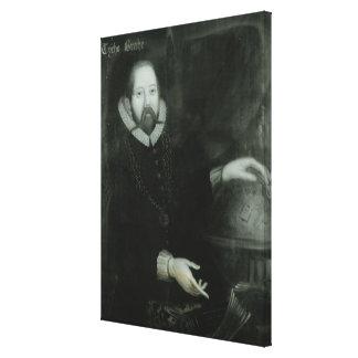 Tycho Brahe Impresión En Lona
