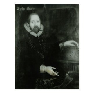 Tycho Brahe Postcard