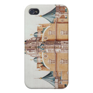 Tycho Brahe's observatory Uraniborg iPhone 4 Cover