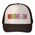 Tycho periodic table name hat