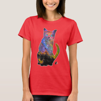 """""""Tycho"""" Space In Cats T-shirt"""