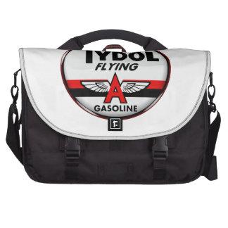 Tydol Flying Gasoline sign Crystal version Laptop Computer Bag