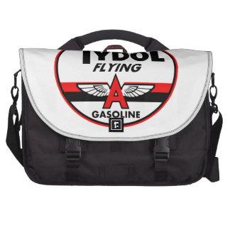 Tydol Flying Gasoline vintage sign Bags For Laptop