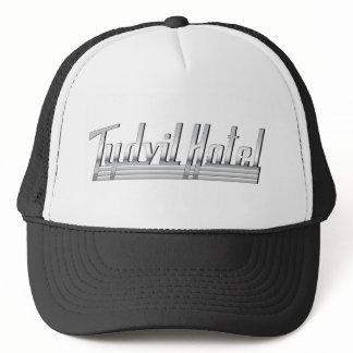 Tydvil Hotel - Trucker Hat - Logo #3