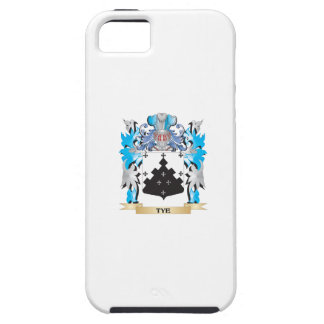 Tye Coat of Arms - Family Crest iPhone 5 Cases