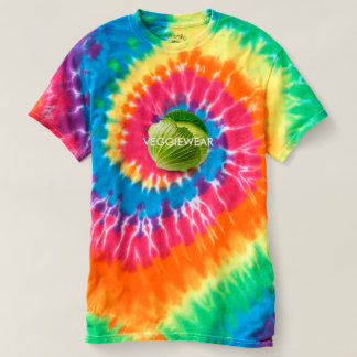 TYE DYE CABBAGE T-SHIRT