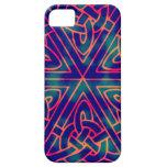 Tye-dye Celtic Knot iPhone 5 Case