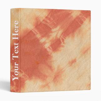 Tye Dye Composition #10 by Michael Moffa Binder