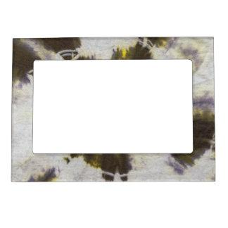 Tye Dye Composition #2 by Michael Moffa Magnetic Photo Frames