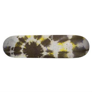 Tye Dye Composition #2 by Michael Moffa Skateboard