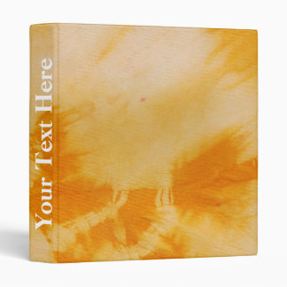 Tye Dye Composition #4 by Michael Moffa Binder