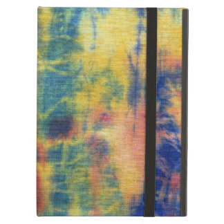 Tye Dye Composition #5 by Michael Moffa Cover For iPad Air