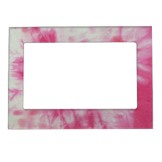 Tye Dye Composition #6 by Michael Moffa Magnetic Frames