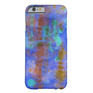 Tye Dye Composition #9 by Michael Moffa Barely There iPhone 6 Case
