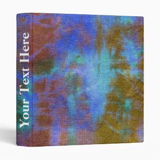 Tye Dye Composition #9 by Michael Moffa Binder