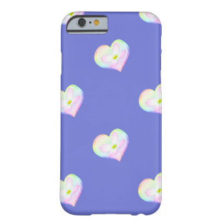 Tye Dye Heart Case - Small Barely There iPhone 6 Case