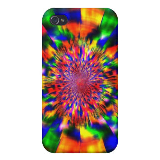 Tye Dye iPhone 4 Case