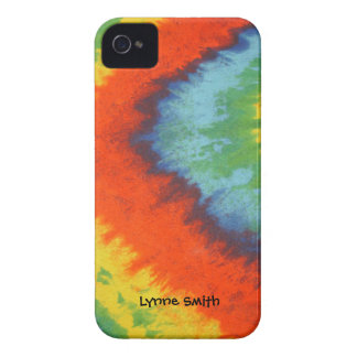 Tye dye look Design Case-Mate Case iPhone 4 Cases