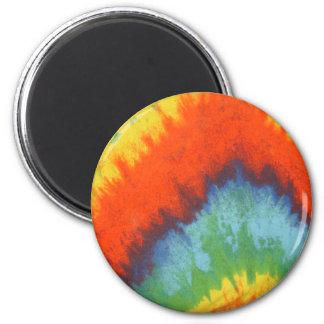 Tye Dye Magnet