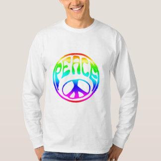 Tye-Dye Retro Peace T-Shirt