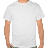 Tye-Dye Retro Peace Tee Shirt
