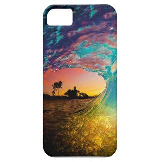 Tye Dye Rip Curls iPhone 5 Cover