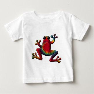 Tye Dyed Frog Baby T-Shirt