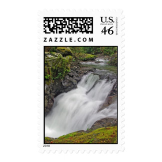 Tye River waterfall Stamps