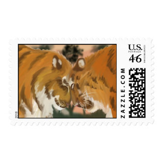 Tye s Tigers Stamps