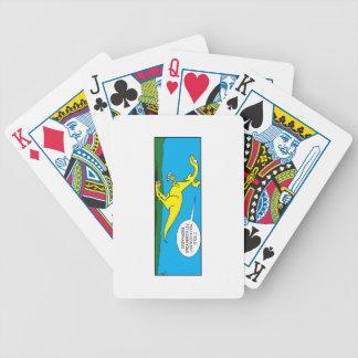 TYEISHA REX BICYCLE PLAYING CARDS