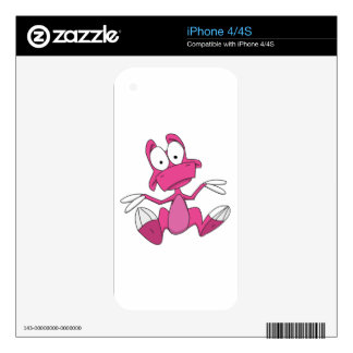 TYEISHA REX DECAL FOR THE iPhone 4S