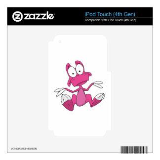 TYEISHA REX! iPod TOUCH 4G SKINS