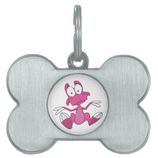 TYEISHA REX PET NAME TAG