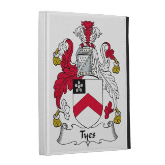 Tyes Family Crest