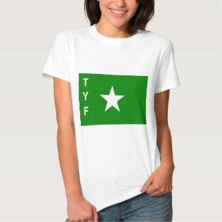 Tyf, bandera de la India Playera