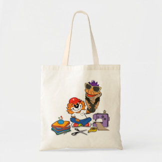 Tyger and Axle Tote