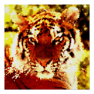 TYGER BURNING BRIGHT POSTERS