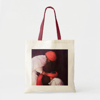 Tying a Turban 2010 Tote Bag