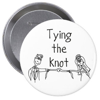 Tying the knot button (huge)