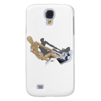 TyingTennisShoes032112 png Samsung Galaxy S4 Case