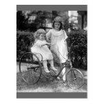 Tyke en Trike, los años 20 Postales