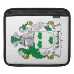 Tyldesley Family Crest Sleeves For iPads