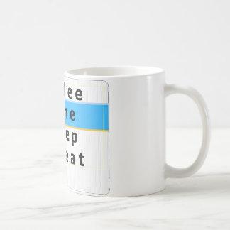tyle: Classic White Mug gift