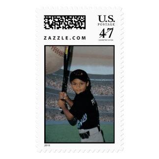 Tyler baseball trading card postage