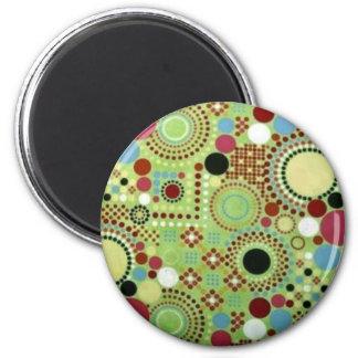 Tyler Cooper's Design 2 Inch Round Magnet
